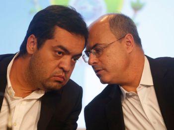 Ex-governador do Rio de Janeiro questionou o fato de Castro estar em Brasília no dia da operação  que fez buscas e apreensões na casa do então vice-governador