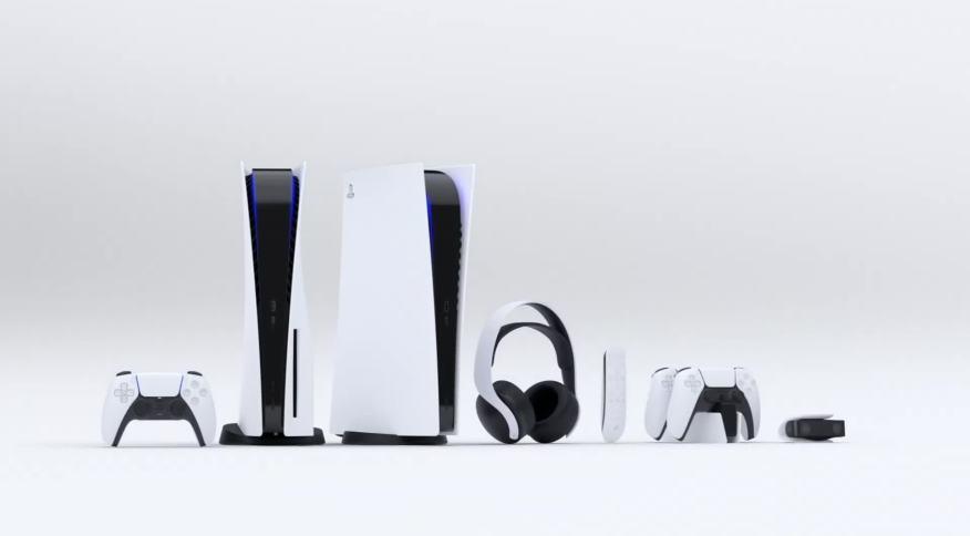 O PlayStation 5 e os acessórios da próxima geração do videogame