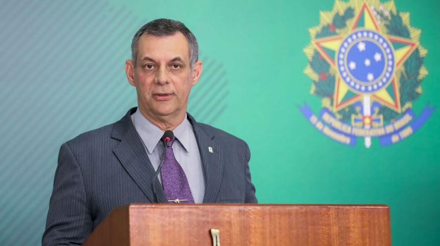 O porta-voz da Presidência da República, Otávio Rêgo Barros