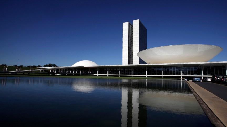 Prédio do Congresso Nacional, em Brasília, em abril de 2010