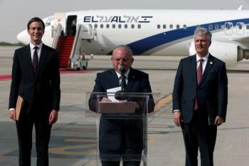 Apesar de não ter relações diplomáticas com Israel, Arábia Saudita deu permissão para o Boeing 737 da El Al Airlines sobrevoar seu território