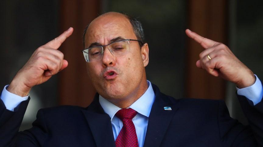 O governador afastado do Rio de Janeiro, Wilson Witzel, se tornou réu após decisão do STJ