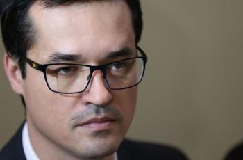 Deltan Dallagnol foi punido com sanção de censura por interferência na votação para a presidência do Senado em 2019