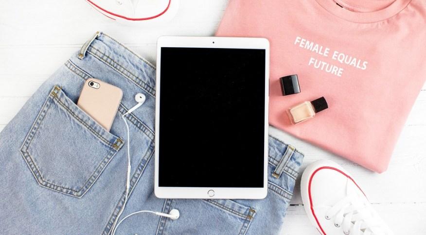 Compras de roupas por meios de digitais: Enjoei teve vendas de R$ 112 milhões no segundo trimestre