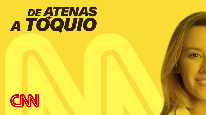 Cris Dias apresenta o podcast De Atenas a Tóquio, que faz histórico dos jogos olímpicos desde 1896