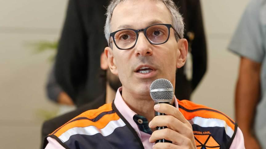 O governador de Minas Gerais, Romeu Zema (26.jan.2020)