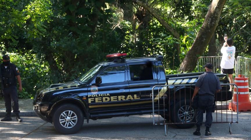 Operação da Polícia Federal em São Paulo