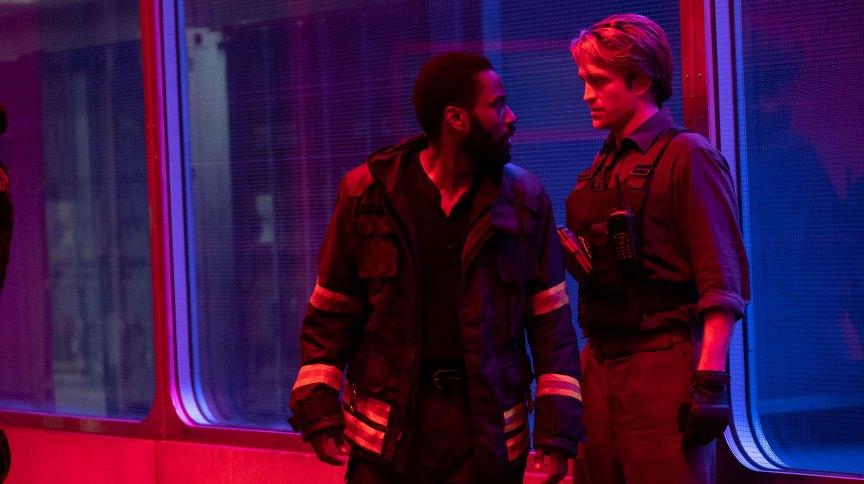 'Tenet', thriller de espionagem e viagem no tempo de Christopher Nolan, era um dos filmes mais aguardados antes da pandemia