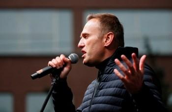 Alexei Navalny é o oponente mais popular e proeminente de Vladimir Putin