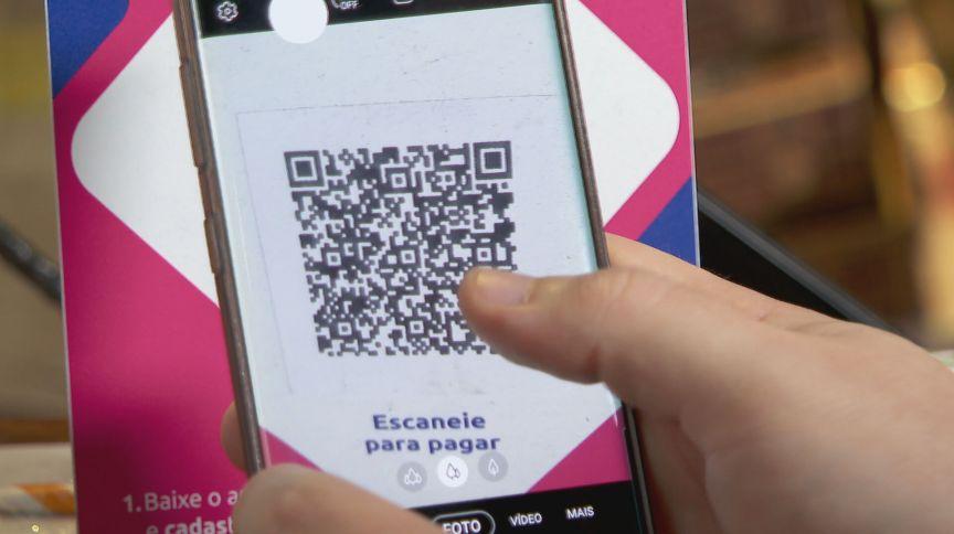 QR Code será usado em nova modalidade de pagamento eletrônico, o PIX (6.set.2020)