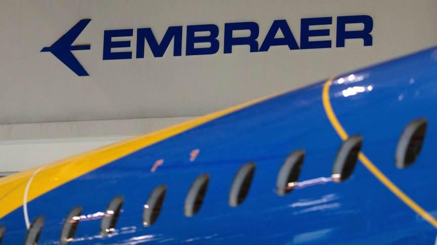 Embraer não informou em qual câmara de arbitragem abrirá processo contra a Boeing