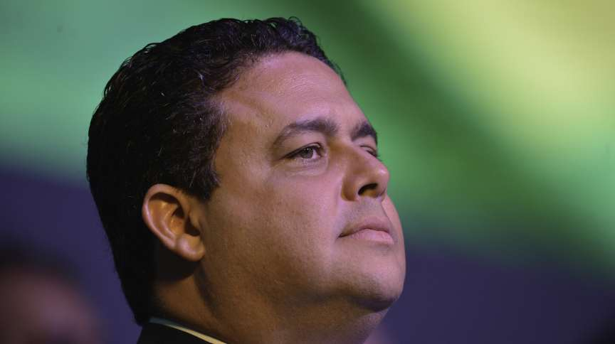 O presidente da Ordem dos Advogados do Brasil (OAB), Felipe Santa Cruz