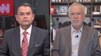 Sidney Rezende e Alexandre Garcia comentam política, economia e saúde pública em tempos de Covid-19 no Liberdade de Opinião, da CNN