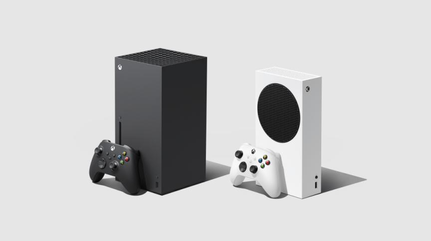 Xbox Series X (E) e Xbox Series S foram lançados em de novembro