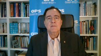 À CNN Rádio, o vice-diretor da Opas, Jarbas Barbosa, fez um alerta de que a queda não significa que a pandemia foi controlada