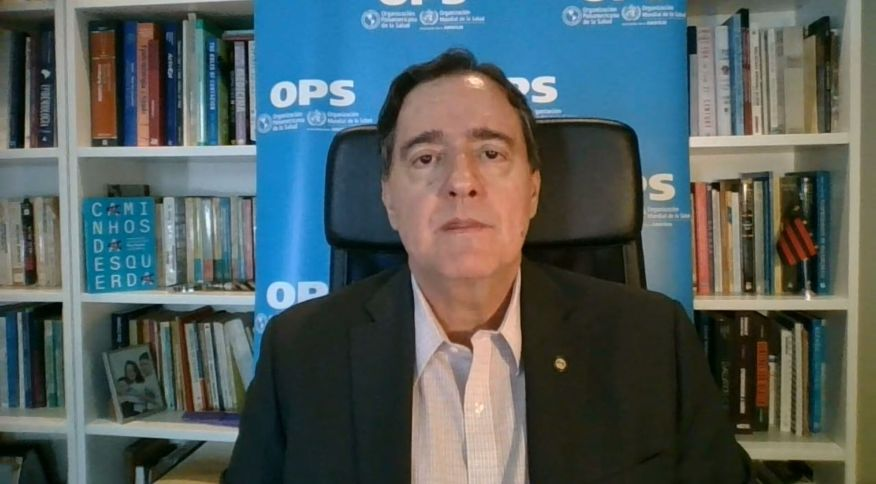 Jarbas Barbosa, médico sanitarista, epidemiologista e diretor-adjunto da Organização Panamericana de Saúde (Opas)