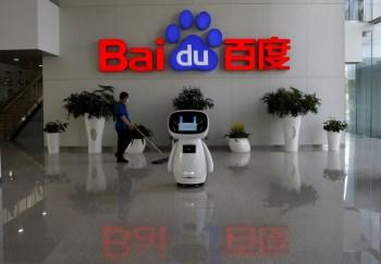 O presidente da Baidu, Robin Li, disse que a operação foi uma volta para casa da empresa