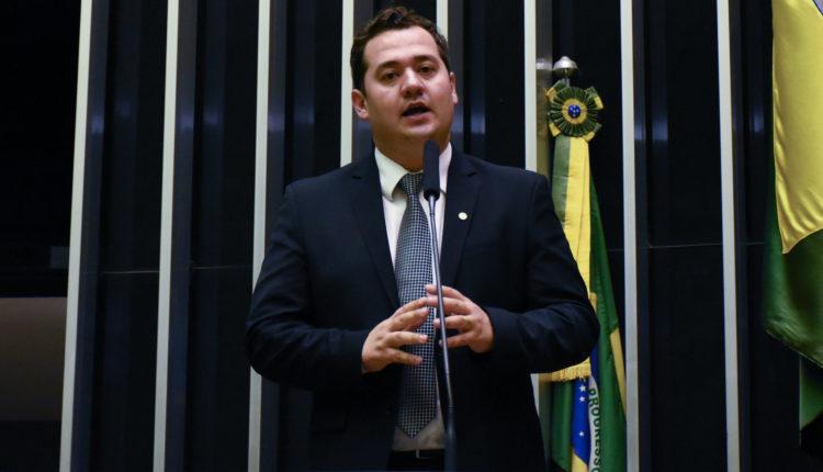 O deputado Ricardo Silva, do PSB de São Paulo