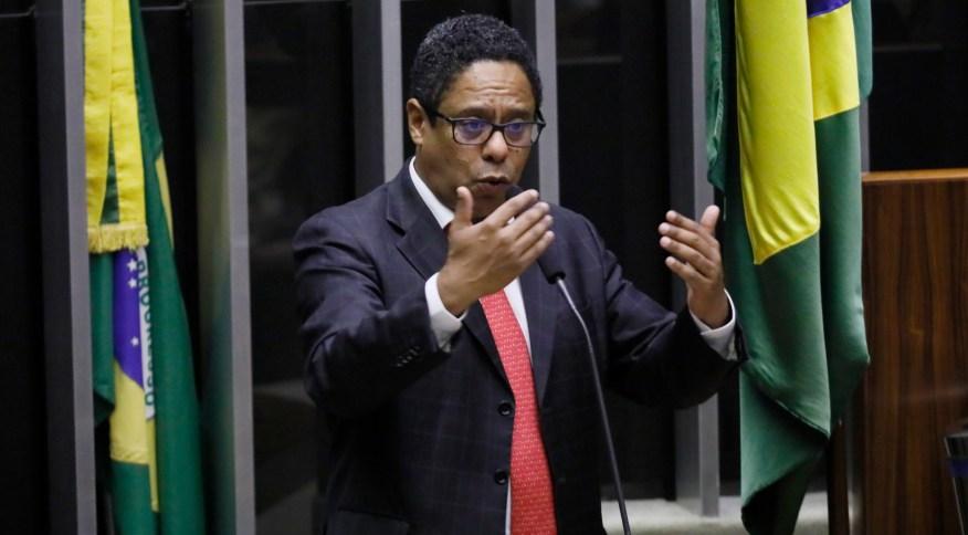 Deputado Orlando Silva, do PCdoB