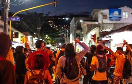 Protestos tomaram Colômbia após morte de Javier Humberto Ordóñez