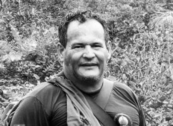 """Considerado um dos principais """"indigenistas"""" do Brasil, Rieli Franciscato foi atingido por flechada ao se aproximar de povos isolados em Seringueiras (RO)"""