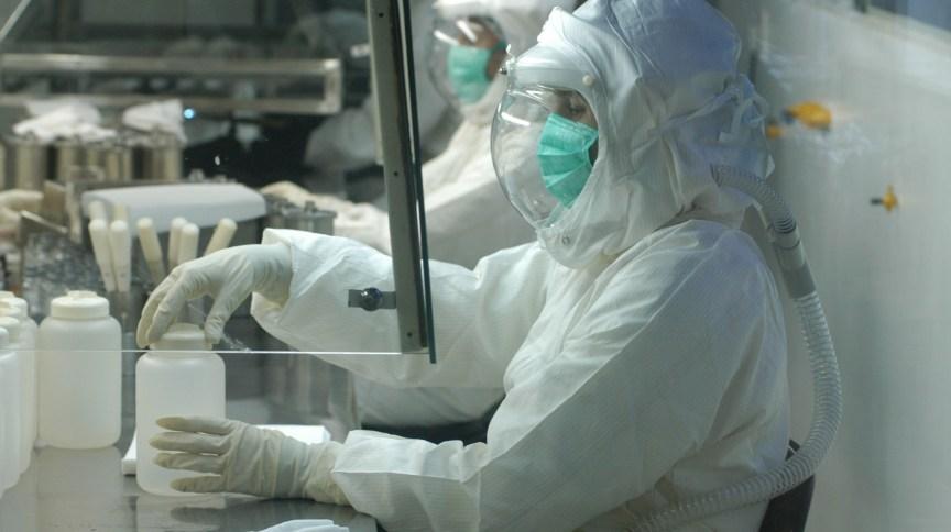 Laboratório de produção de vacinas da Bio-manguinhos