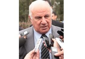 O ex-vice-presidente do Paraguai, Oscar Denis