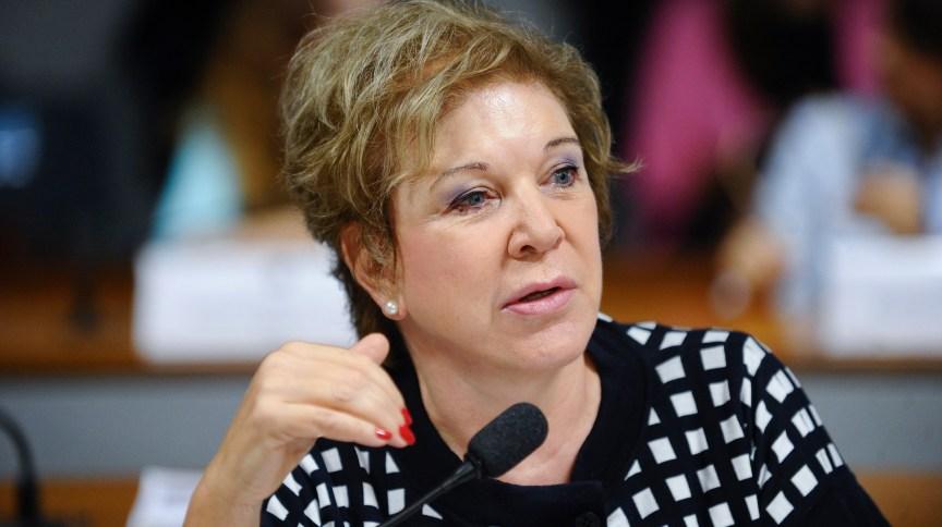 A ex-senadora e ex-prefeita de São Paulo, Marta Suplicy