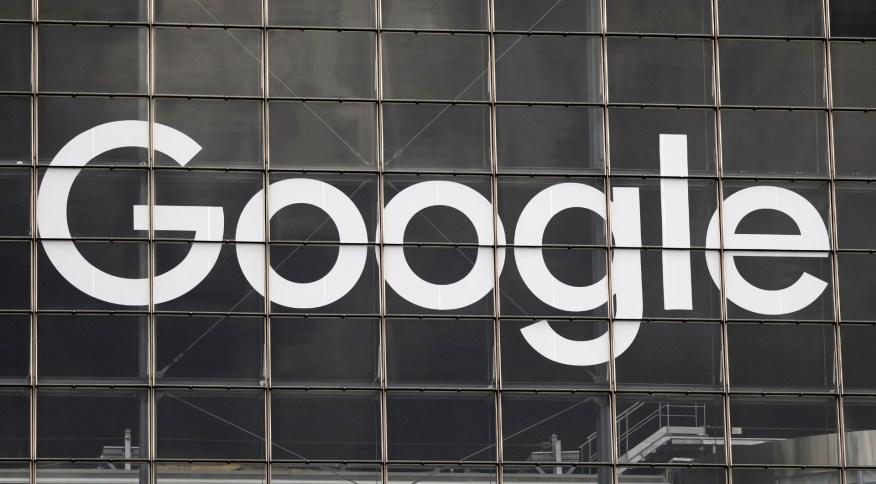 Logo do Google: empresa de tecnologia sofre com pressões governamentais