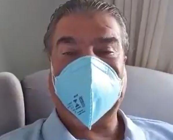 Senador Nelson Trad fala sobre infecção por coronavírus nas redes sociais