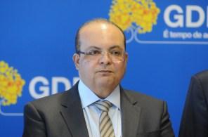Ibaneis Rocha afirmou que irá recorrer da ação na Justiça que questiona os decretos de medidas de restrição contra o coronavírus no Distrito Federal