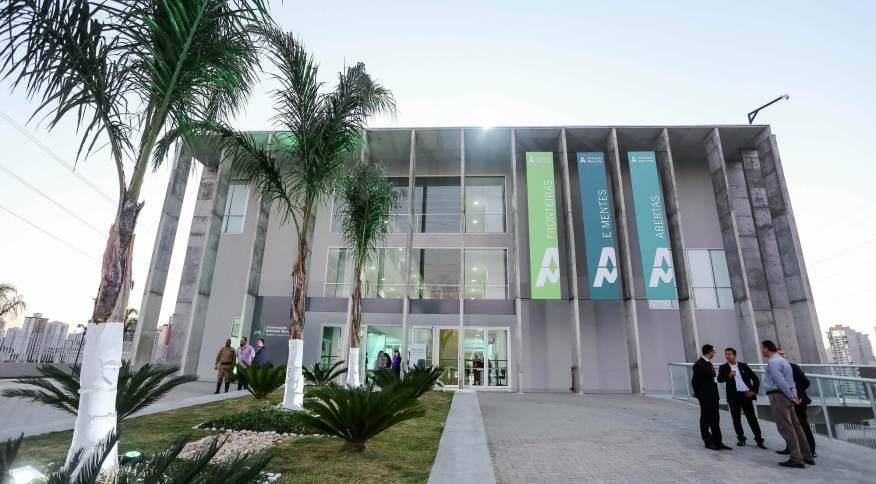 Universidade Anhembi Morumbi, da Laureate: empresa é objeto de disputa no setor de educação