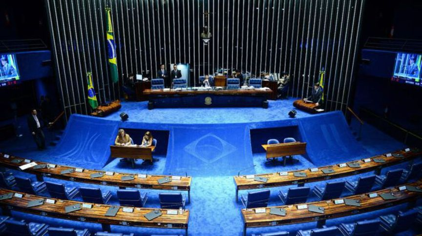 Senadores não chegaram a acordo para votar medida provisória