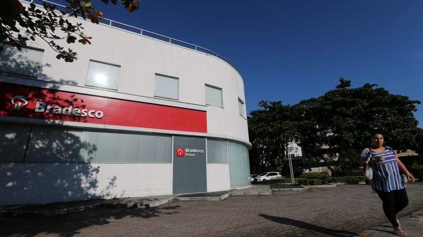 Agência do Bradesco: resultado do banco surpreendeu no terceiro trimestre