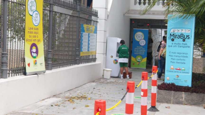 Centro Educacional Miraflores é um dos colégios particulares em funcionamento no Rio