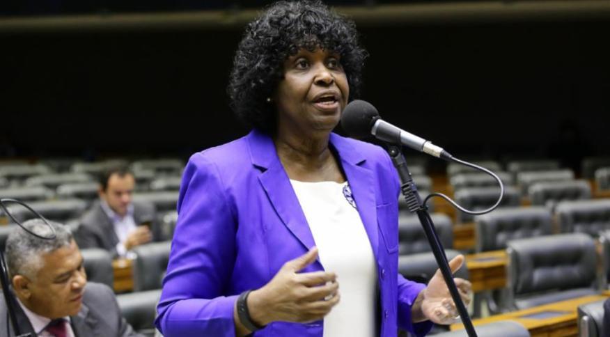 Benedita da Silva será candidata à Prefeitura do Rio de Janeiro pelo PT