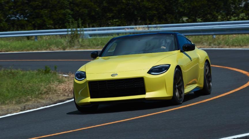 O Nissan Proto Z, novo protótipo para carros esportivos da Nissan