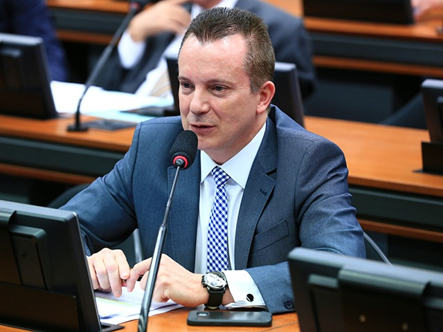 O deputado Celso Russomanno, candidato do Republicanos a prefeito de São Paulo