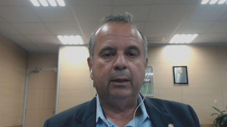 Ministro do Desenvolvimento Regional, Rogério Marinho, em entrevista à CNN (16.set.2020)