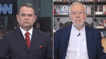 Sidney Rezende e Alexandre Garcia comentam política no Liberdade de Opinião, da CNN