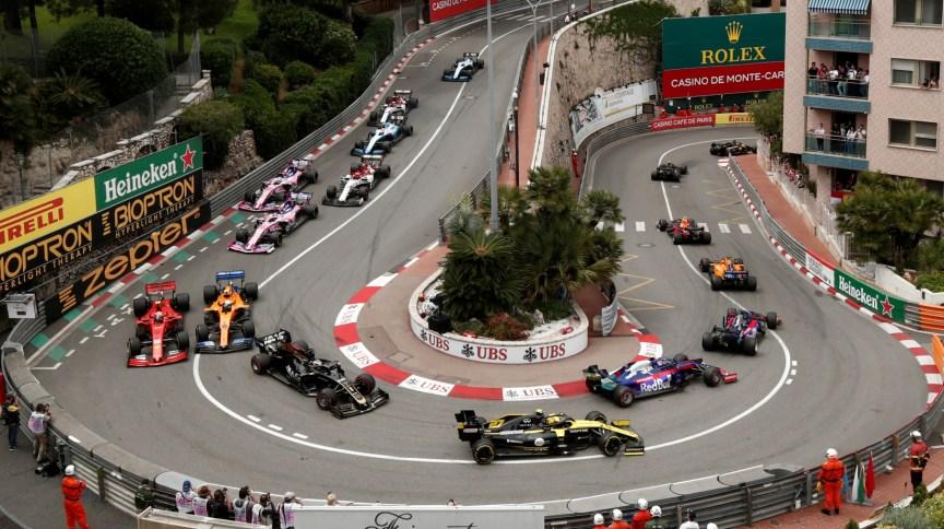 F1 anunciou cancelamento da corrida em Mônaco por surto de coronavírus