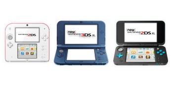 Sucessor do GameBoy lançado em 2011 não serão mais produzidos pela companhia japonesa