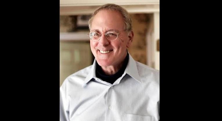 O autor norte-americano Winston Groom