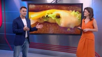McDonald's e Burger King retiram conservantes de lanches