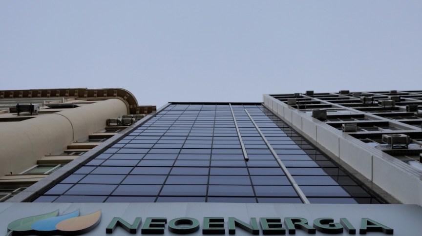 Fachada de edifício da Neoenergia, no Rio de Janeiro