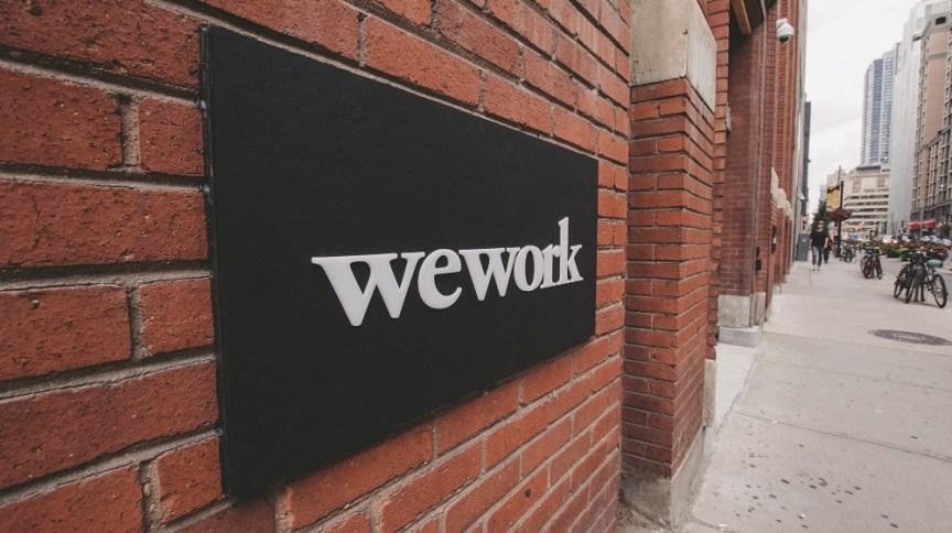 Prédio do WeWork: com pandemia, universitários estão