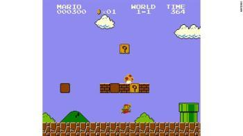 Inicialmente, Mario era um carpinteiro e fazia parte do jogo 'Donkey Kong', de 1981; criador do jogo quis criar personagem com poucos pixels