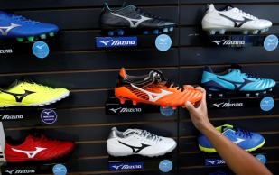 No primeiro semestre de 2020, os calçados esportivos representaram 51,3% do total das vendas da Vulcabras