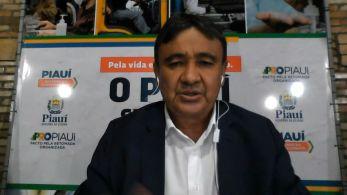 Wellington Dias (PT) manifesta preocupação com reação das economias dos estados após redução no auxílio emergencial e nos repasses do governo federal