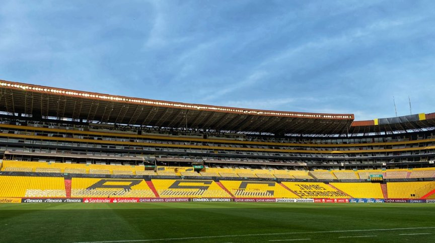 Estádio do Barcelona de Guayaquil, Monumental Isidro Romero Carbo